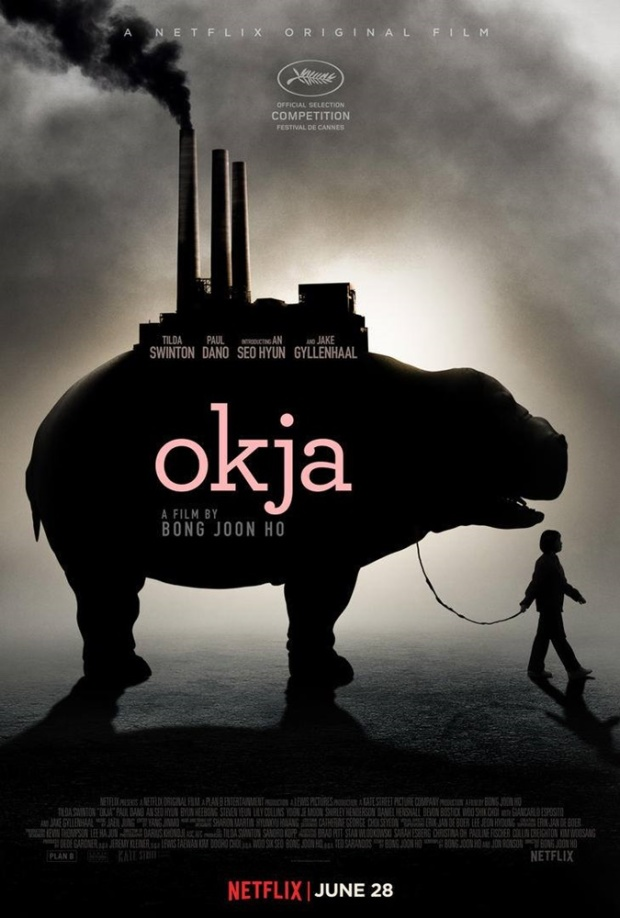 OKJA-Netflix-Filme-Poster