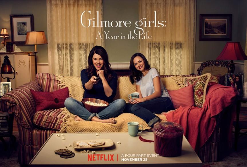 Série: Gilmore Girls