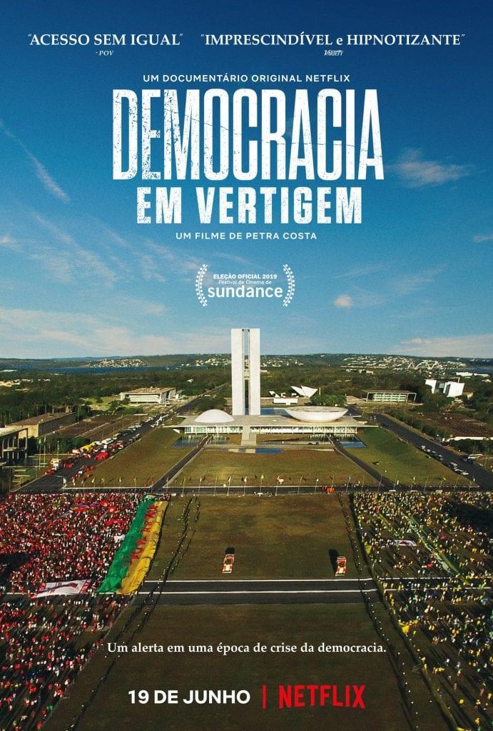 Filme: Democracia emVertigem